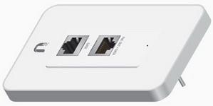 wifi точка в стену